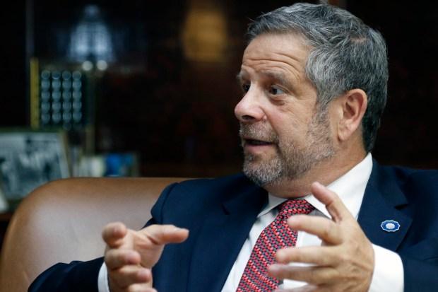 El ministro de Salud de la Nación, Adolfo Rubinstein