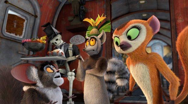 Todos los actores que participaron en la cinta original retoman sus papeles en la nueva serie.