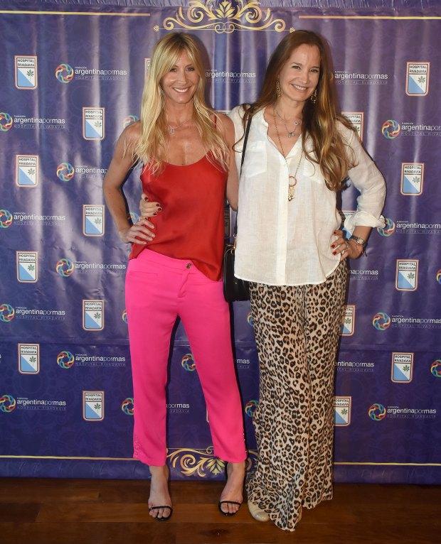 Soledad Solaro y Roxana Zarecki
