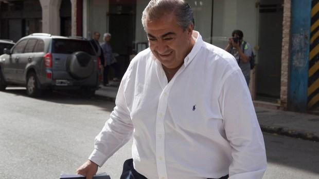 Héctor Daer, uno de los líderes de la central obrera