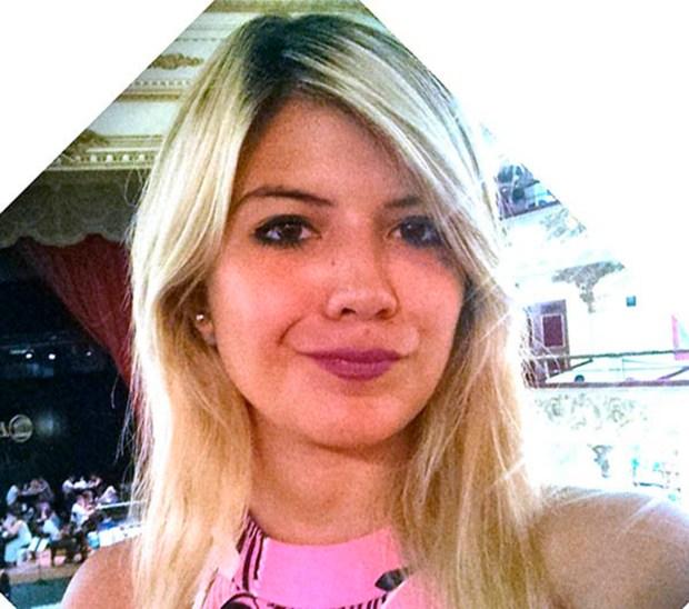 Micaela Barattini nació en Chubut pero vive en Córdoba