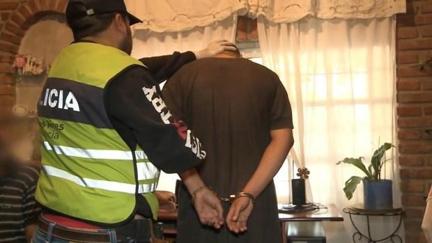La policía de la Provincia de Buenos Aires realizó ocho allanamientos