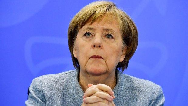 Angela Merkel presentó un proyecto el martes para avanzar en objetivos medioambientales (AFP)