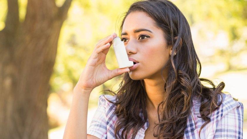 Los menores expuestos al humo de tercera mano tienenproblemas respiratorios.(Getty Images)