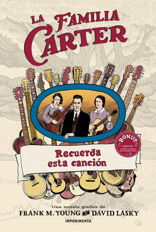 La familia Carter. El origen del country en una biografía gráfica