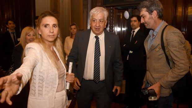 Julio Piumato, secretario del gremio de Judiciales