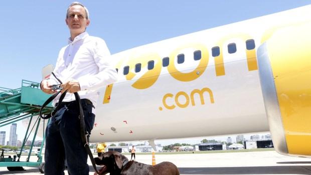 Julian Cook, CEO de Flybondi (Lihue Althabe)