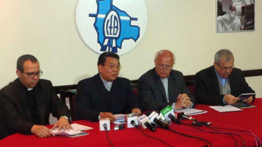 La Conferencia Episcopal de Bolivia cuestionó al tribunal que habilitó la repostulación de Evo Morales