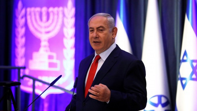 Benjamin Netanyahu(Reuters)