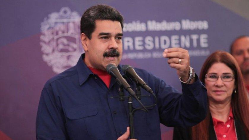 Nicolás Maduro. (Twitter: @CaraotaDigital)