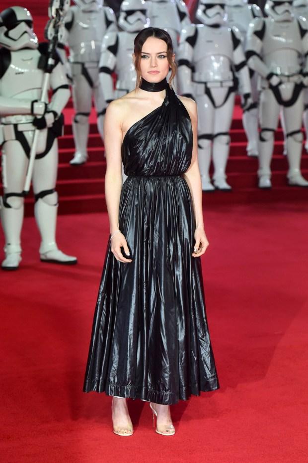 Daisy Ridley (Rey)