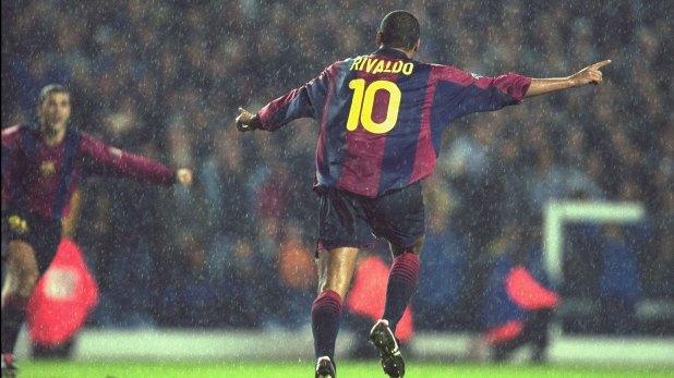 (Getty Images) Rivaldo reconoció que Neymar se equivocó yendo al PSG