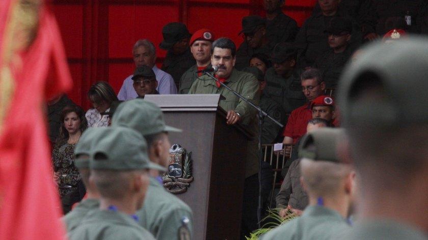 Rubio aseguró que el narcotráfico opera en Venezuela bajo la protección de las Fuerzas Armadas (EFE)