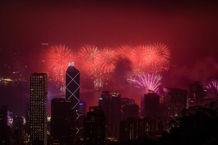 Hong Kong (AFP)