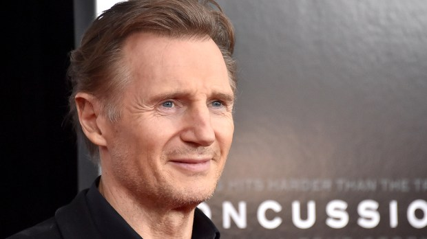 Liam Neeson (Getty)