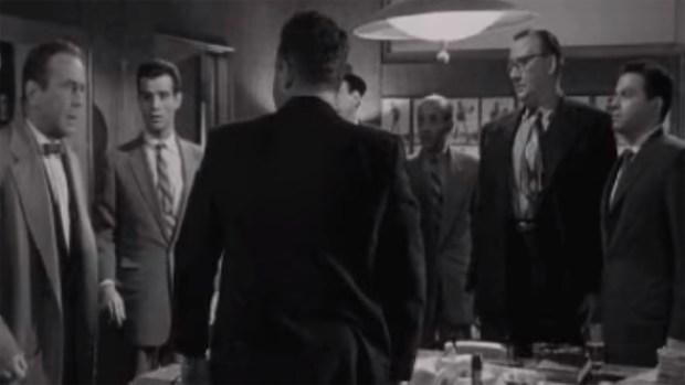 """""""Más dura será la caída"""", con Humphrey Bogart"""