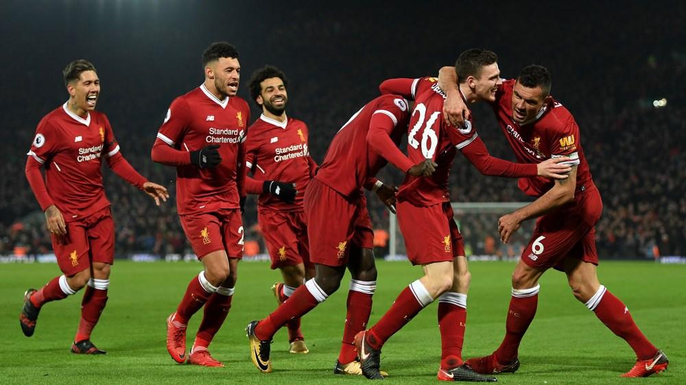 Liverpool podría gastar más de ocho millones de dólares en premios para sus jugadores(Getty Images)