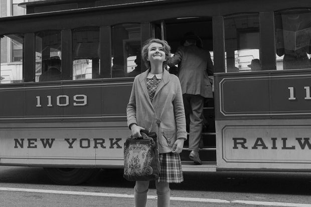 La película se filmó en la ciudad de Nueva York
