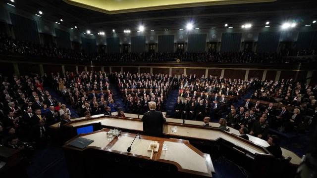 Aunque logró un mayor margen en el Senado, Trump deberá negociar con los demócratas para aprobar cualquier ley que presente