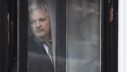 Julian Assange (AFP)