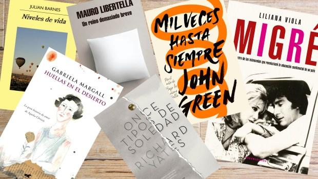 Libros para el día de los enamorados