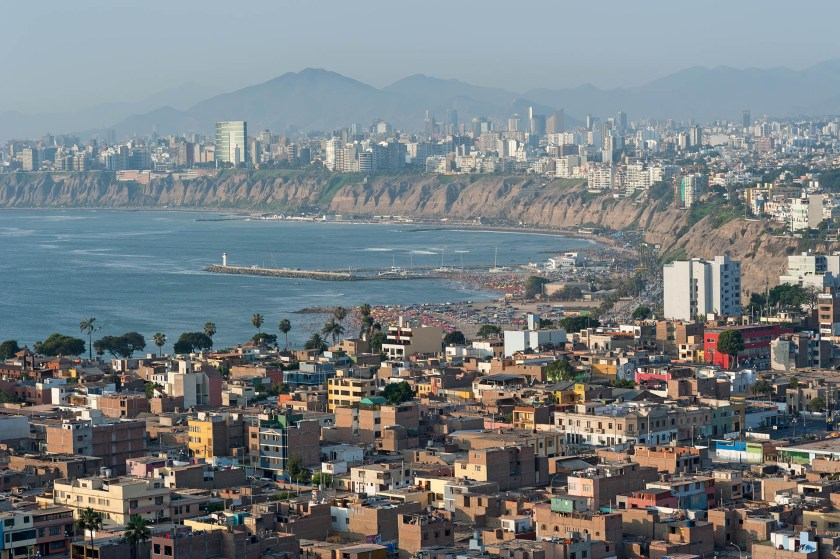 La ciudad capital de la República del Perú. duplicó su inventario de oficinas en los últimos cinco años, alcanzando 1,58 millones m2