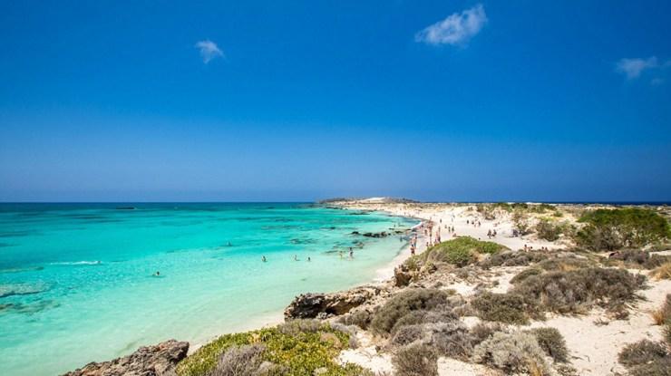 Playa de Elafonisi (IStock)
