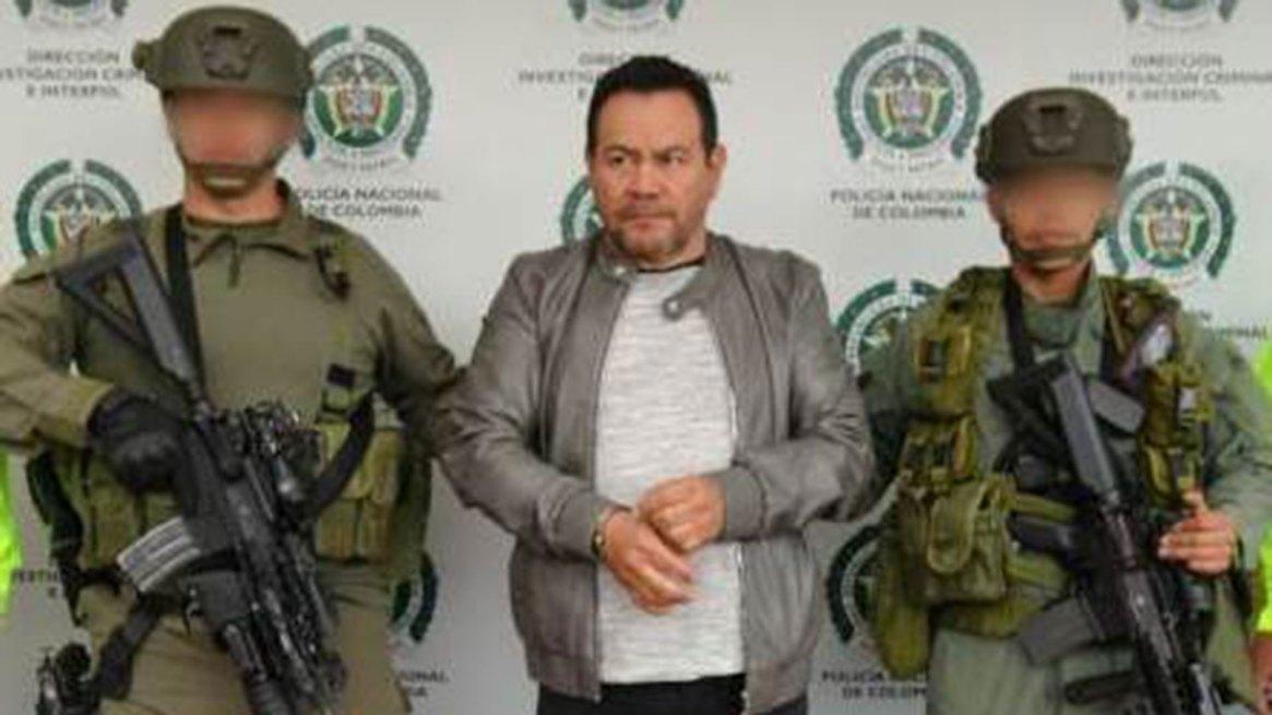 El 'Hombre del Overol' fue recapturado en marzo de 2018 por fraude bancario y lavado de activos en Estados Unidos.