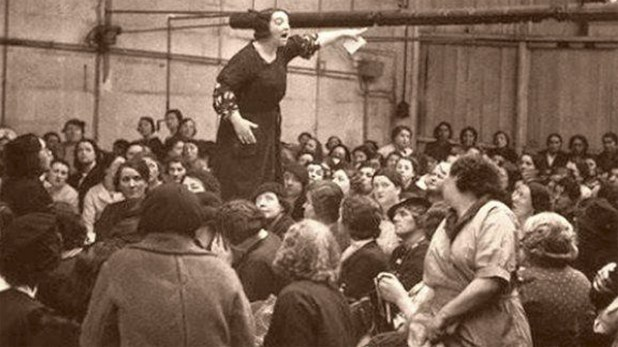 La República de Weimar incorporó el voto femenino por primera vez en Alemania