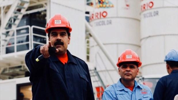El deterioro de PDVSA se acentuó con la llegada de Maduro al poder, en 2013