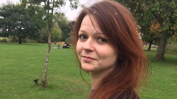 Yulia Skripal (AP)