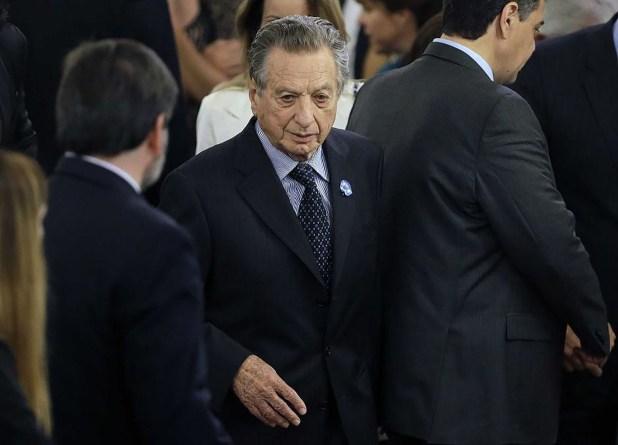 Franco Macri tenía 88 años (AP)