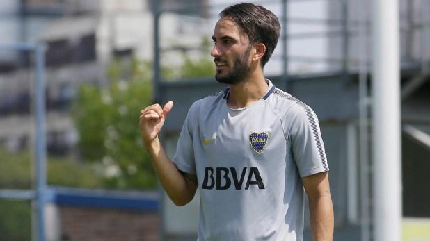 Sebastian Perez anhela tener más minutos(Javier Garcia Martino / Photogamma)