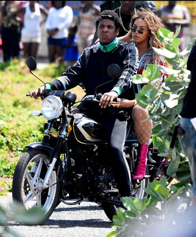 Beyoncé y Jay-Z iniciarán su gira On the Run II en junio (The Grosby Group)