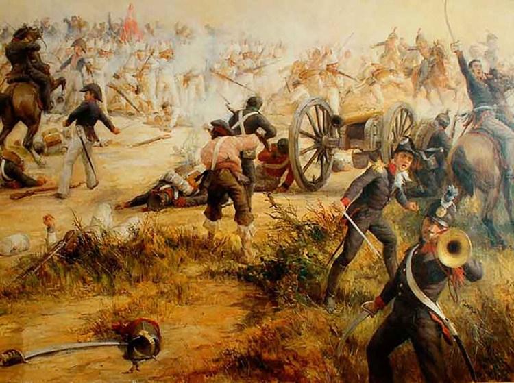 Maipú: bicentenario de la batalla que consagró a San Martín como ...