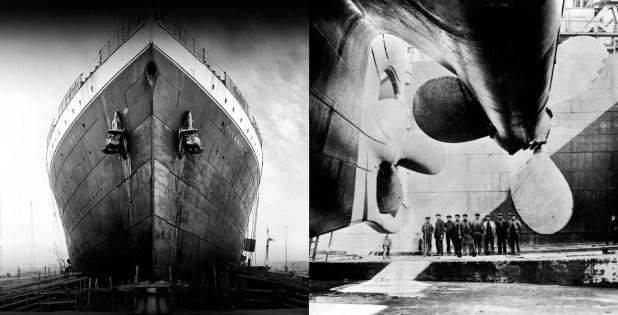 El Titanic pasaría a convertirse en el transatlántico más famoso de la historia