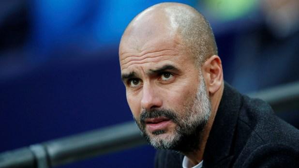 (Reuters) Guardiola también se coronó campeón en Inglaterra