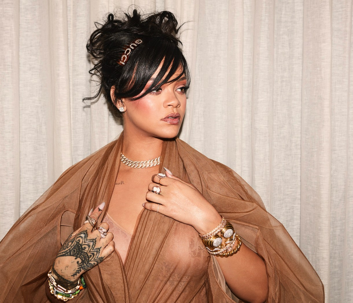 Rihanna (Foto Instagram)