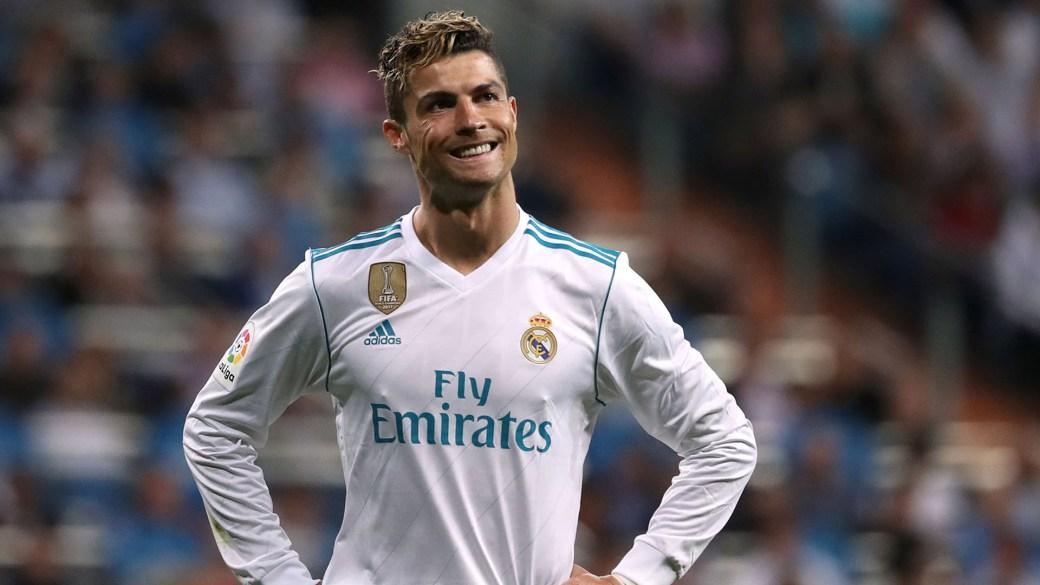 Cristiano Ronaldo firmó por el Real Madrid en 2010(REUTERS)