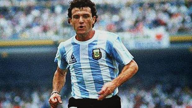 Cuciuffo, campeón del mundo en 1986