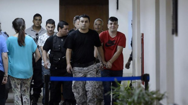 Uno de los acusados por el asesinato de Tubi Segovia
