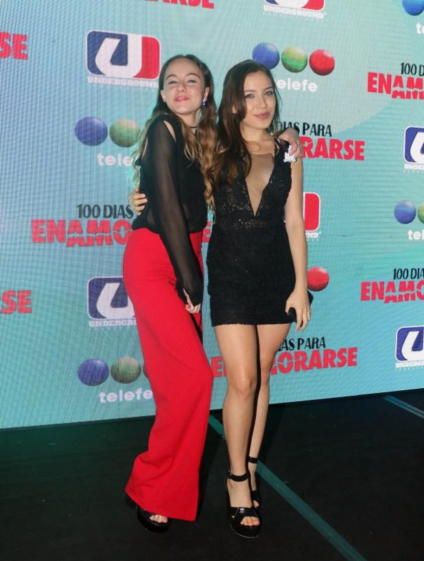Maite Lanata y Malena Narvay