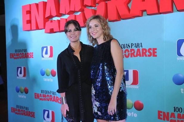 Nancy Dupláa y Carla Peterson