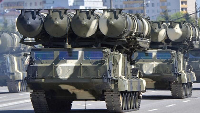 Rusia anunció que completó la entrega de los misiles S-300 a Siria