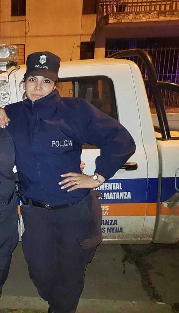 Rocío Villarreal, la policía baleada durante el enfrentamiento fue operada y está estable