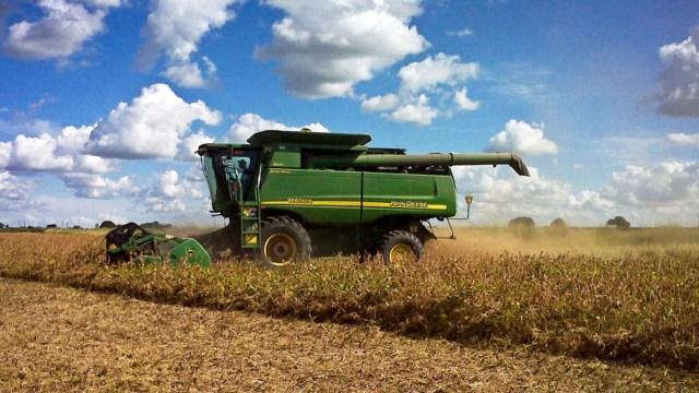 la superficie estimada a nivel nacional para la implantación de soja, según la Bolsa de Cereales de Buenos Aires es de 17,9 millones de hectáreas