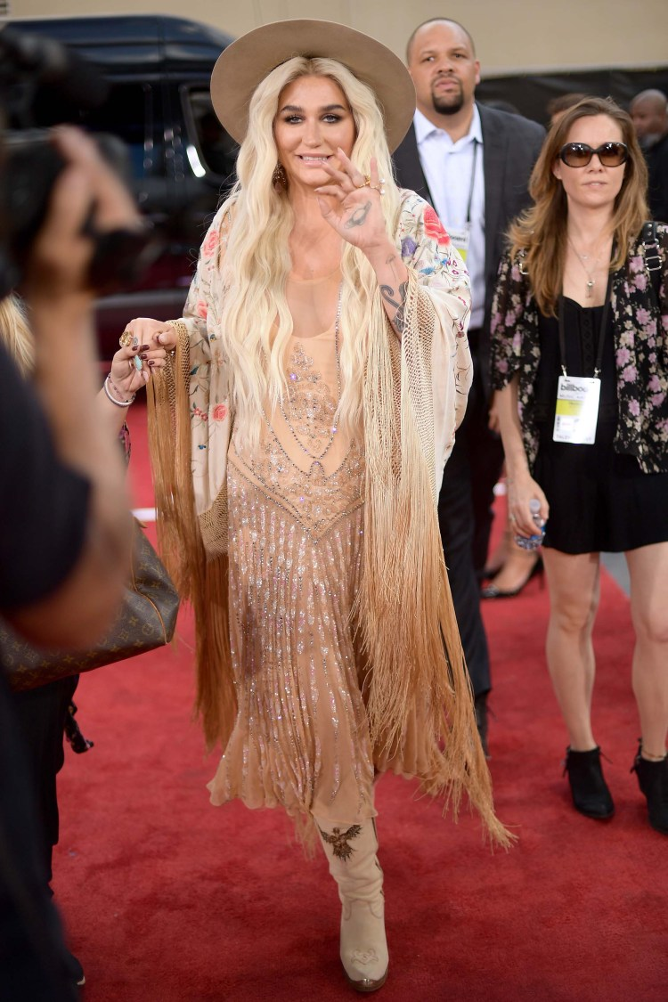 Kesha (Matt Winkelmeyer/Getty Images for dcp/AFP)