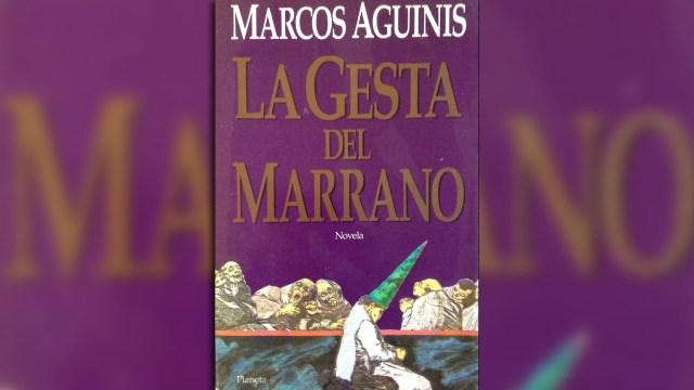 """""""La gesta del marrano"""", edición de 1991"""