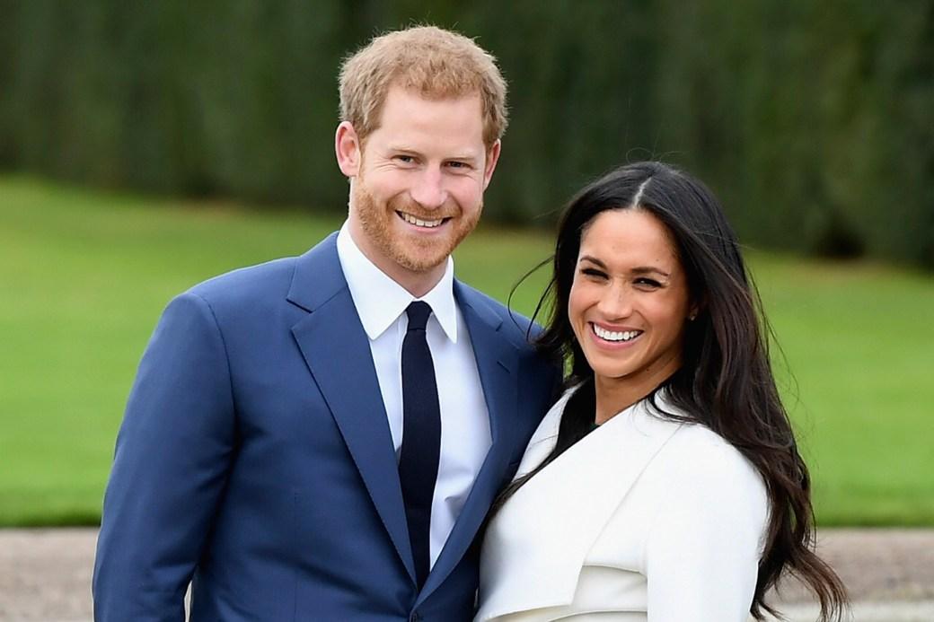 El príncipe Harry y Meghan Markle son el duque y la duquesa de Sussex, título otorgado por la reina Isabel II, el día de su boda (Photo by Samir Hussein/Samir Hussein/WireImage)