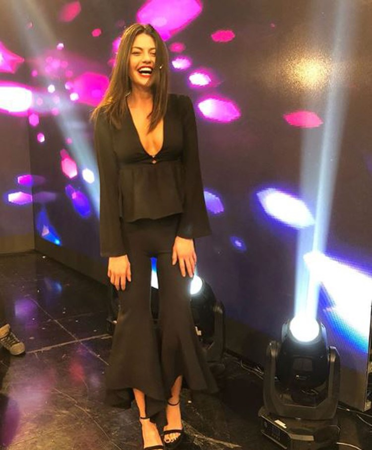 """Recientemente ofició de """"jurado"""" en el programa de Guido Kaczka. Ahora ella será juzgada en el """"Bailando"""""""